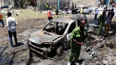 Somalie : Une mine explose au passage d'un minibus, 14 morts et 4 blessés