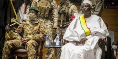 Mali :  Les autorités de transition fixent à début 2022 les élections présidentielle et législatives