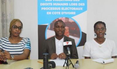 Côte d'Ivoire : Pour les victimes oubliées de l'élection présidentielle de 2020, l'OI...