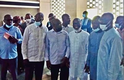Côte d'Ivoire : Convoqués par le Tribunal, le procès des pro-Soro reporté à la demand...