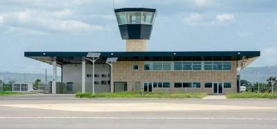 Ghana : Ouverture de l'aéroport de Ho avec un vol inaugural