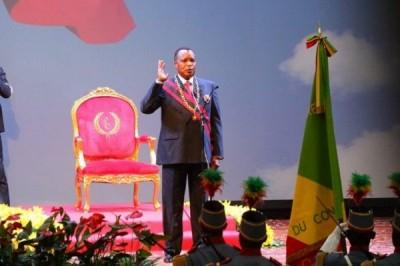 Congo : Denis Sassou Nguesso prête serment pour un quatrième mandat devant ses pairs...