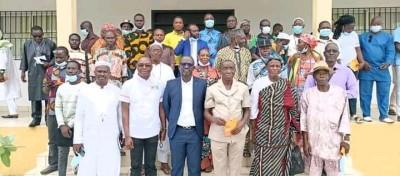 Côte d'Ivoire : Bouaké, l'opération compteurs sociaux lancée, le nouveau DR de la CIE...