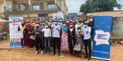Côte d'Ivoire : Bouaké, en partenariat avec une fondation, le RIL aux côtés des jeune...