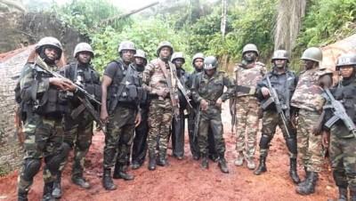 Cameroun : 9 otages libérés en zone anglophone