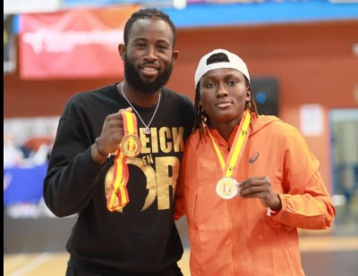 Côte d'Ivoire : Taekwondo, Cissé et Gbagbi remportent l'or à l'open d'Espagne