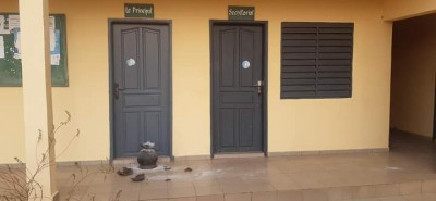 Côte d'Ivoire : Bouna, incroyables pratiques, un canari déposé devant le bureau du pr...