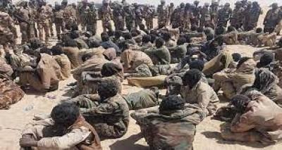 Tchad : L'armée neutralise 300 rebelles du FACT dans le nord , 150 faits prisonniers