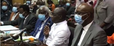Côte d'Ivoire : Pour sa première prise de contact avec les fondateurs, Mariatou Koné...
