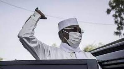 Tchad : Idriss Déby réélu  avec 79,32 % des voix pour un 6ème mandat