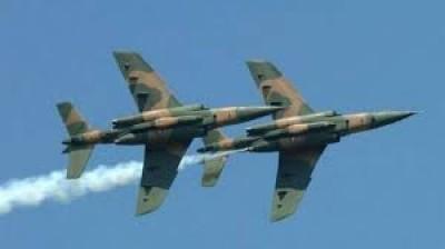 Nigeria : L'armée de l'air bombarde des terroristes de l' ISWAP  après l'attaque d'une base à Dikwa