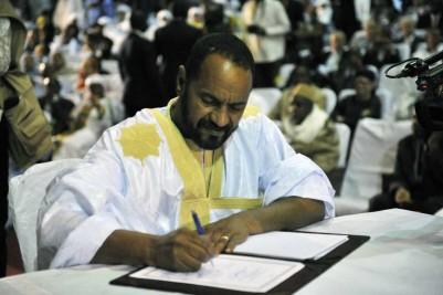 Mali : Le président  de la CMA, Sidi Brahim Ould Sidati était « menacé de mort »