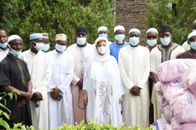 Ramadan 2021, Dominique Ouattara offre des vivres d'une valeur de 130 millions F CFA...