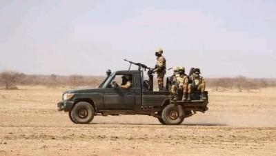 Burkina Faso : Quatre soldats tués dans une embuscade à Yirgou