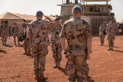 Mali : Trois soldats suédois de la force «Takuba» légèrement  blessés dans l'explosion d'une bombe