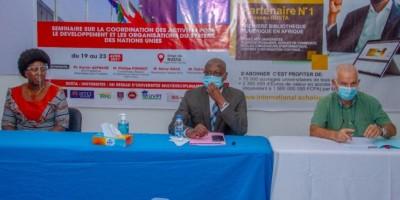 Côte d'Ivoire :    Le Représentant de l'ONUDI à propos de l'industrialisation : «Nous...