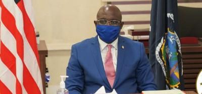Liberia-Côte d'Ivoire :  Réaction de Monrovia suite à l'attaque d'une caserne à Abidj...