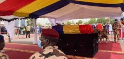 Tchad : « Obsèques à N'Djamena », vibrant hommage des chefs d'Etats au « héros » Idriss Déby