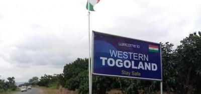 Ghana :  Alerte du Togoland au Ghana et au Togo sur la délimitation des frontières