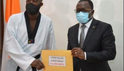 Côte d'Ivoire : JO Tokyo 2020, l'Etat octroie 200 millions pour la préparation des athlètes