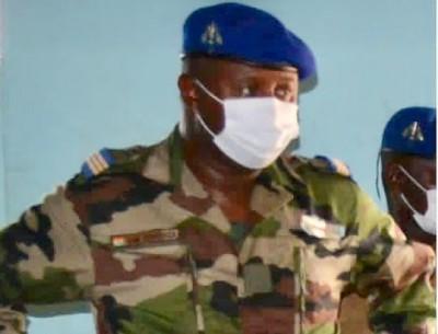 Niger : Le capitaine Gourouza Sani Saley, cerveau présumé d'une tentative de coup d'E...