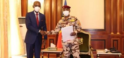 Togo-Tchad :  Le ministre Dussey porteur « d'un pli confidentiel » au Président du CMT à N'Djamena