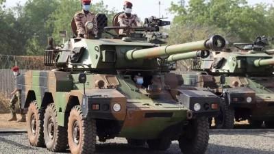 Tchad : L'armée se déchaîne contre le FACT dans le Kanem après la mort de Déby, quatre pick-up bombardés
