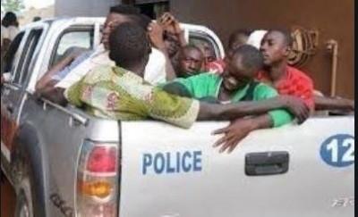 Côte d'Ivoire : Face aux policiers, Ange Kessi relève  les conditions des opérations de  rafles et met en garde tout agent qui ne respecte pas les consignes