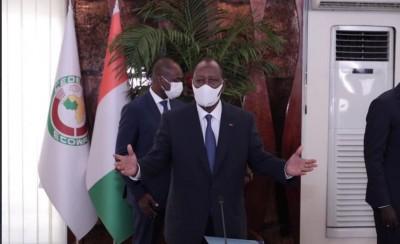 Côte d'Ivoire : Plusieurs  délégations venues des Régions du pays échangent ce jeudi avec Ouattara