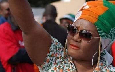 Côte d'Ivoire : Décès en France de Mahely Bah, farouche activiste pro-Gbagbo