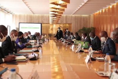 Côte d'Ivoire : Attaques de Kafolo, de N'dotré, Covid-19, communiqué du Conseil National de Sécurité du 29 avril 2021