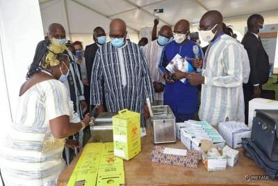 Burkina Faso : Célèbration des 40 ans du Programme de vaccination