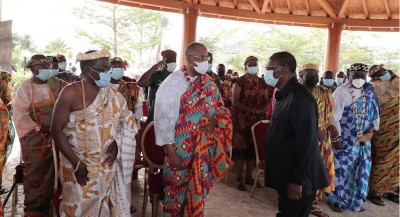 Côte d'Ivoire :   Patrick Achi à Ouattara à propos de sa nomination : « Vous avez changé mon destin celui de ma région, celui de mon peuple »