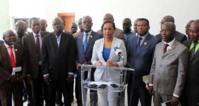 Côte d'Ivoire : Les députés PDCI solidaires des victimes de la crise électorale de 2020, leur octroie 6,5 millions FCFA