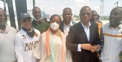 Côte d'Ivoire : Katinan Koné, Damana Pickass et Jeannette Koudou ont foulé le sol ivoirien après 10 ans d'exil