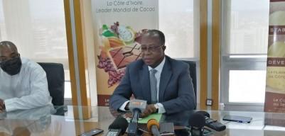 Côte d'Ivoire :   Le Conseil café-cacao ne reconnaît pas avoir versé 20 milliards FCFA aux multinationales au détriment des planteurs