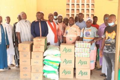 Côte d'Ivoire : Ferké, depuis son exil, Guillaume Soro apporte son soutien à la communauté musulmane de sa ville natale