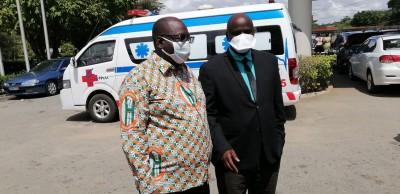 Côte d'Ivoire : Fête du travail, un syndicat en mission pour appeler à se faire vacciner contre la COVID-19