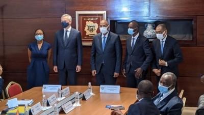 Côte d'Ivoire-France : 2,5 milliards de crédit pour des entreprises qui auraient été victimes de la Covid-19