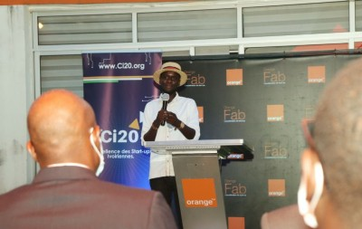 Soutien aux start-up ivoiriennes : Orange Fab CI et l'association Côte d'Ivoire Innovation 20 (CI20) organisent un Cocktail de Networking