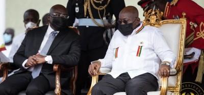 Ghana :  Retombées de la Covid-19 sur les salaires d'Akufo-Addo et ses ministres
