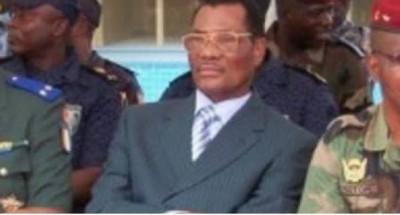 Côte d'Ivoire : Police Nationale, décès du Général Jean-Pierre Lorougnon