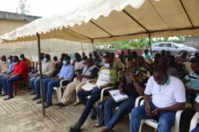 Côte d'Ivoire : Maféré, blocage des prix de palmier à huile, la grogne monte au sein des producteurs