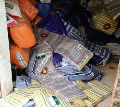 Burkina Faso : plus 10.000 pagnes traditionnels contrefaits saisis