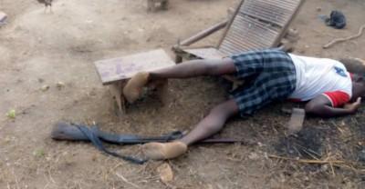 Côte d'Ivoire : Une chaude  dispute entre un couple finit par un drame, deux morts