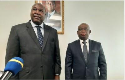 Côte d'Ivoire-Burkina : Roch  Kaboré dépêche Zéphirin Diabré à Abidjan pour un partage d'expériences afin de réussir la réconciliation