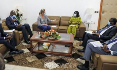 Côte d'Ivoire : Etats Généraux de l'Ecole, Mariatou Koné peut compter sur l'appui de la Banque Mondiale