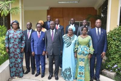 Côte d'Ivoire :    Le Sénat et le CESEC annoncent des relations de collaboration pour décider dans l'intérêt des populations
