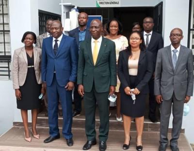 Côte d'Ivoire : L'AFOR et l'Université Alassane Ouattara renforcent leur partenariat...