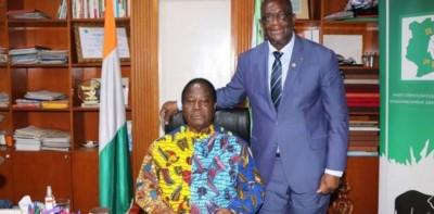 Côte d'Ivoire : 87è anniversaire de Bédié, Guikahué : « Le peuple de Côte d'Ivoire compte sur lui (...) il  est le ciment »